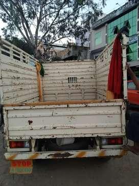 Ashok Leyland dost truck body
