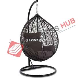 Brand New Swing Chair with Cushion By Mattress Hub