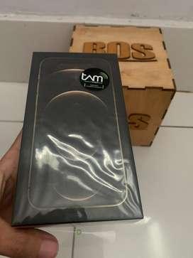 Iphone 12 pro 256 gold baru TAM IBOX resmi