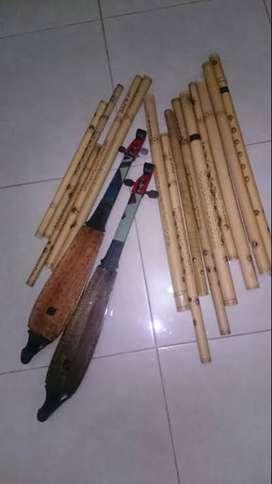 Jual alat musik batak toba spt: Hasapi, sulim batak, dan sarune