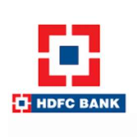Job Available for HDFC BANK