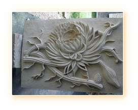 ~ Ornamen 3D+Relief Dinding+Natural Serang | Ahli   Tukang Desain & Pe