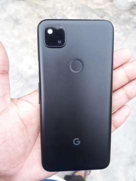 Google pixel 4a 8GB ram 128 rom 15days use kitta aa