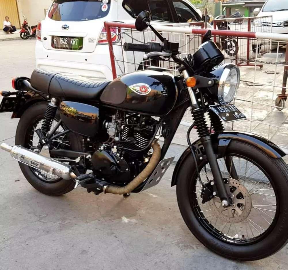 Kawasaki W175 SE 2018