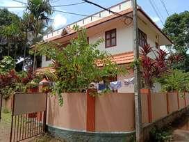 2bhk upstair house in kumaranalloor kottayam