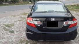 Get Honda Civic Prosmetic (2015) Just on 20% Down Payment..!