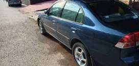 Honda civic for sale in excellent conditon.