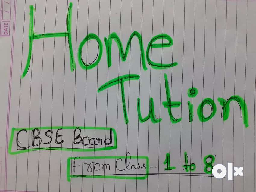 CBSE board from class 1 to 8 0