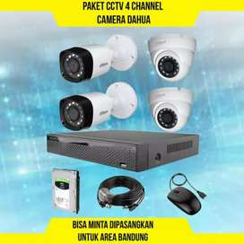 Teknisi berjasa siap pasang CCTV berqualitas tinggi