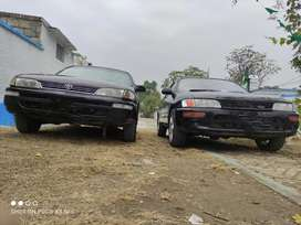 Black XE Corolla 1997/1995.A1 Condition...Buy and Drive