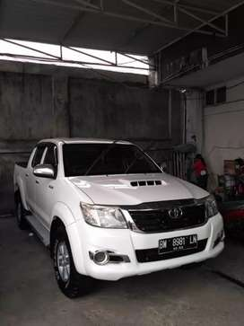 Toyota Hilux DC bagus
