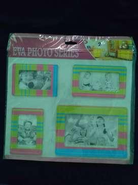 Frame Photo Stiker
