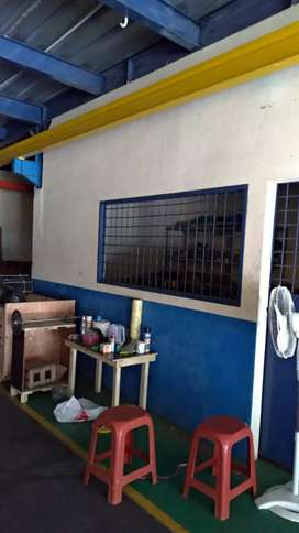 For rent komplek pergudangan central cakung