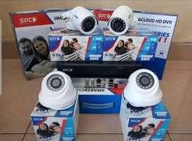 Kualitas full HD CCTV di Antapani Bandung
