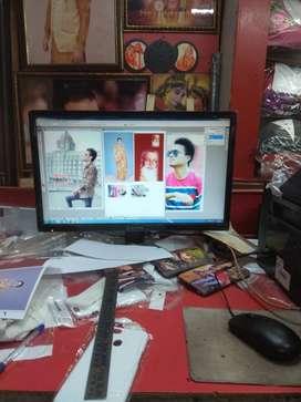 Need a photoshop designer for a shop in colonelganj , katra, Prayagraj