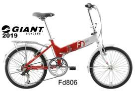 Branded Bicycle (Giant)
