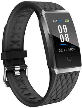 YAMAY Fitness Wristband with Heart Rate Monitor Watch