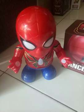 B/O Spiderman Dance Hero