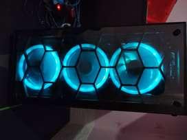 PC GAMING MURMER RYZEN 5 + RX 580