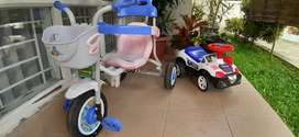 Sepeda anak roda fm