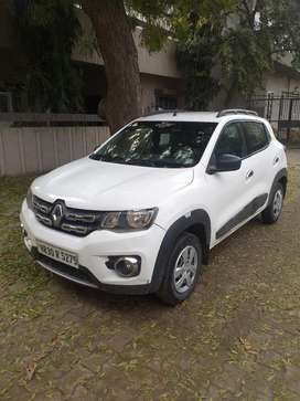 Renault Kwid 1.0 RXL, 2016, Petrol