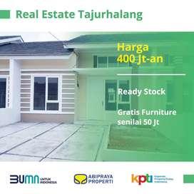 Real Estate Arya Green Tajurhalang, Subsidi DP KPR 5%