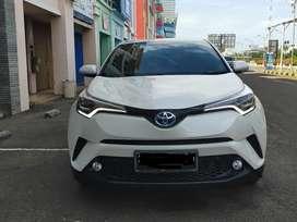 Toyota CHR Hybrid 2019 km low