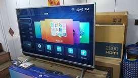 40 inch Smart LED tv box pack ( and warranty extra)