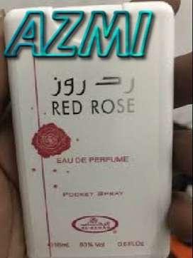 Share:  Favorit (7) Parfum Al rehab Red Rose Pocket Spray 18 ml Non Al