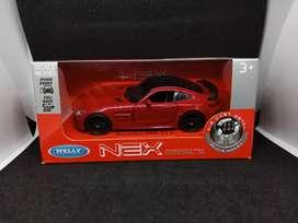 Diecast Mobil Mercedes AMG GT R Welly Nex