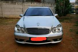 Mercedes Benz (W203) C320 (2001) Avantgarde V6