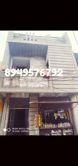 3 floor house in vigyan nager,indra colony 12 rooms