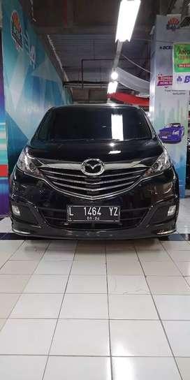 Mazda Biante 2014 hitam matik kredit harga termurah dp minim metik