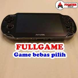 "PS Vita BONUS FULL GAMES ""game bisa request"""