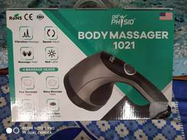 Dr. Physio body massager with under warranty