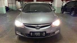 Honda Civic FD1 1.8L A/T 2008 Abu2 Tangan ke-1