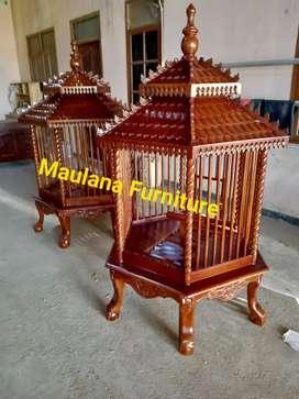 Kandang ayam jati Bangkok bekisar sangkar burung furniture