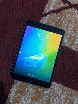 iPad Mini 2 Retina 16GB Wifi Cell Fullset Mulus