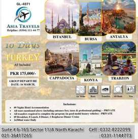 Asia Travels
