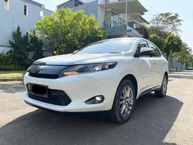 Toyota Harrier Premium Sound 2016
