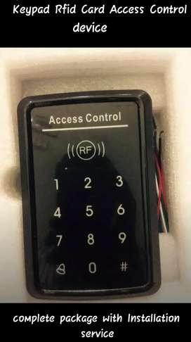 Access Control Password & Rfid Security For Your Door Locks