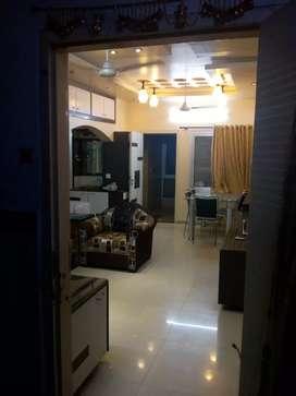 Furnished flat in good society. Main Vidhyadhar Nagar. Urgent sell.