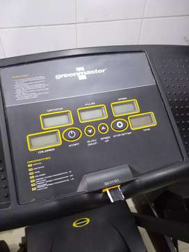 Green Master Treadmill