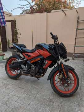 Pulsar 200ns for sale in beautiful condition