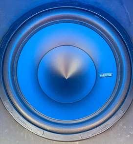 "Subwoofer Hertz ES 300 D.5 12"" bukan Flux Gramond JL Audio"