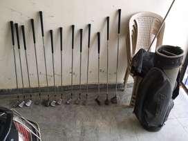 Golf Set : With kit bag
