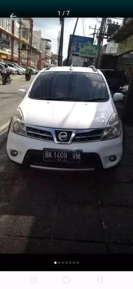 Nissan livina x gear