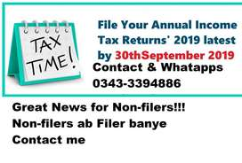 Non-filers ab Filer banye Please see Picture