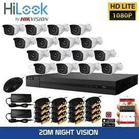 JUAL PLUS PASANG CCTV INDOOR OUTDOOR BERKUALITAS FULL HD TURBO