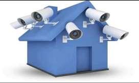 CCTV camera at Una,